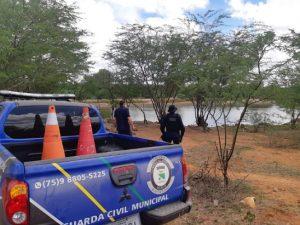 Morador de Quijingue morre afogado em barragem na zona rural de Santaluz